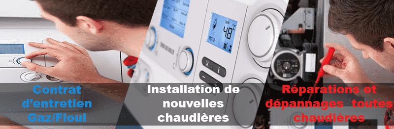 expert chauffagiste ࠰Paris